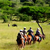 Horseback riding Mburo