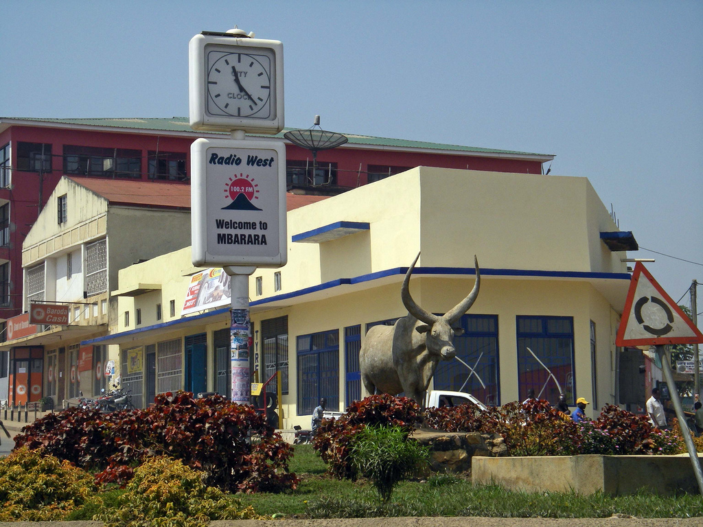 Welcome Mbarara town